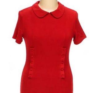 Soft and Warm Modcloth Fervour Dress